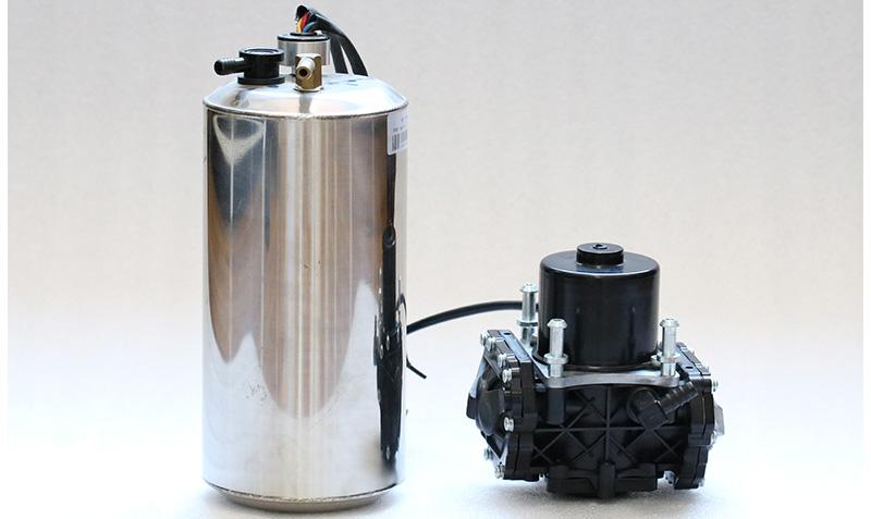EV Vacuum Brake Booster System