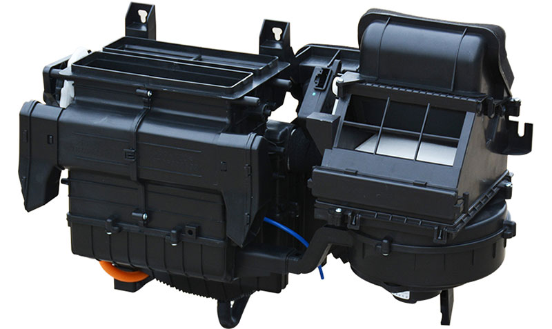 China EV AC Compressor