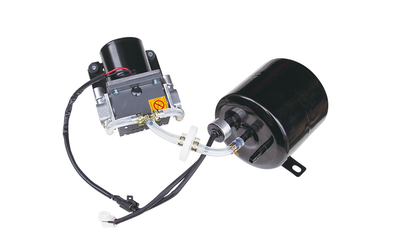 Vacuum Brake Booster System