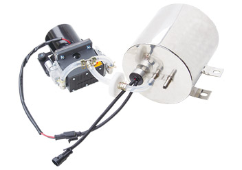 What is the Principle of Pneumatic Brakes?
