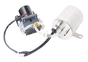 What are the types of new energy electric vehicles Brake Booster Vacuum Pump?